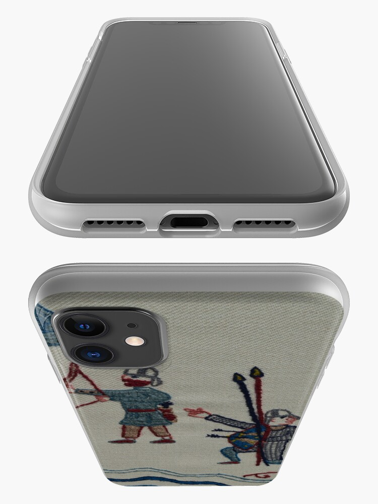 Alternate view of Archers and birds iPhone Case & Cover