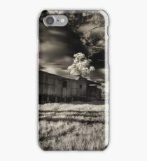 Derelict train iPhone Case/Skin
