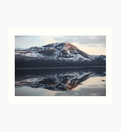 Wonderful Remembers Never Fade- My Travel Photography. Ammarnäs, Sweden  No . 4 . Anno Domini 2016 Andrzej Goszcz. Art Print