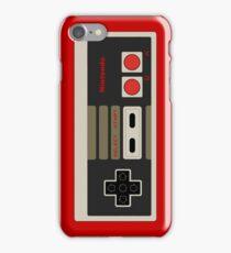 Nintendo Nes Controller Case iPhone Case/Skin