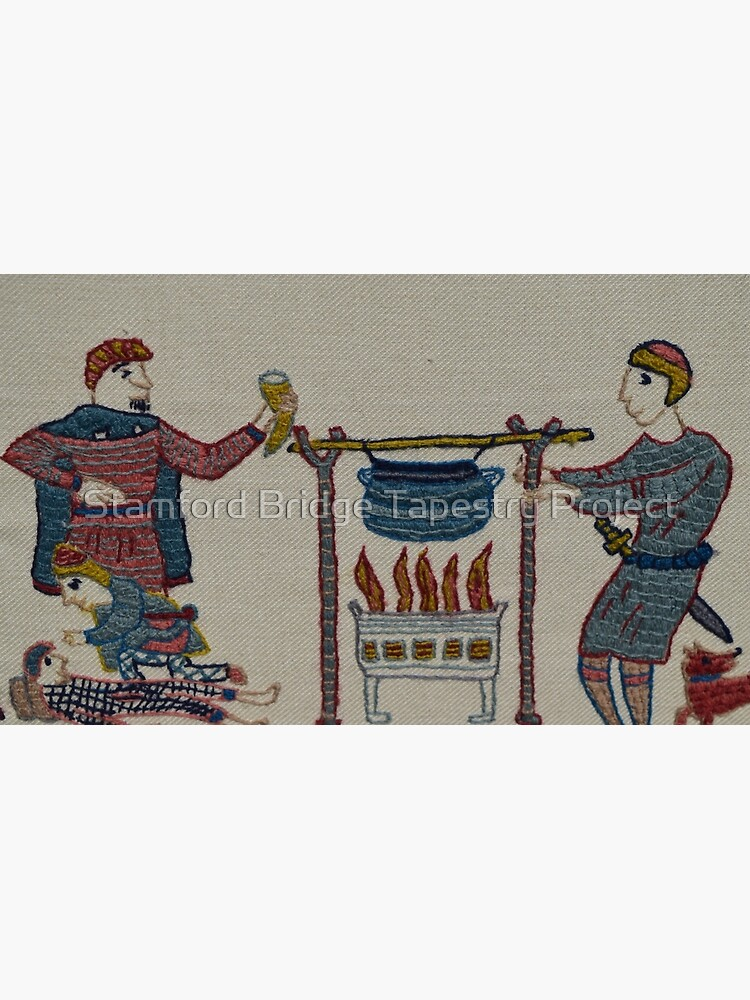 Cooking for the troops by SBTapestry