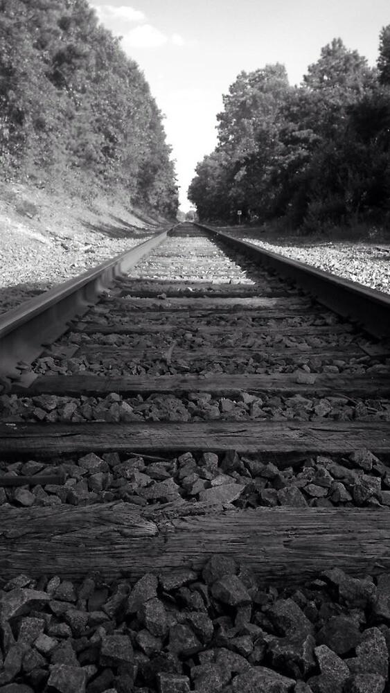 Train tracks by lyssa-xoxo