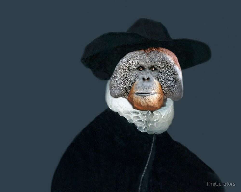 Ruffles Make the Man - Anthropomorphic Composite by TheCurators