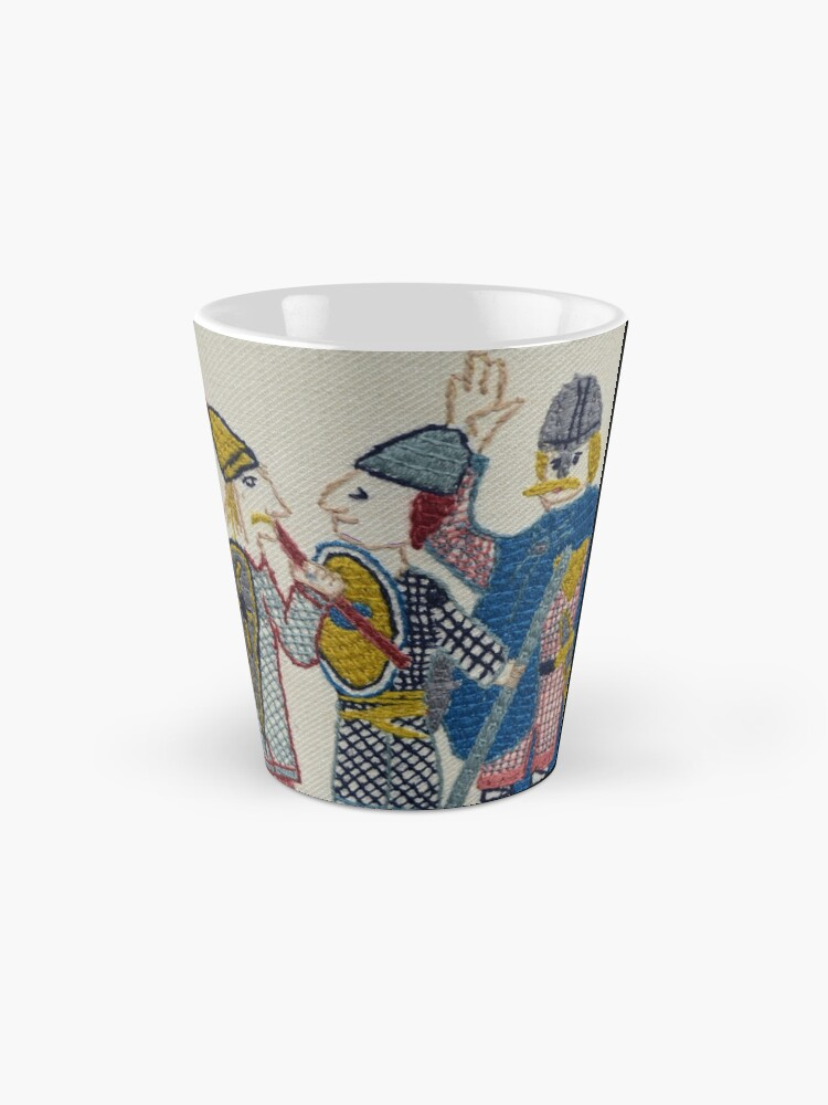 Alternate view of Viking huddle Mug