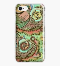Cornucopia Pattern iPhone Case/Skin