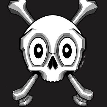 Skull N'Bones by marginalspirit
