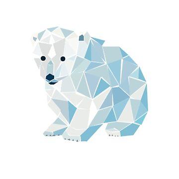 Polar Bear by Avvi