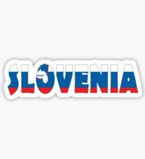 Slovenia Sticker