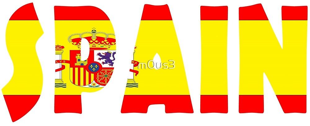 Spain by m0us3