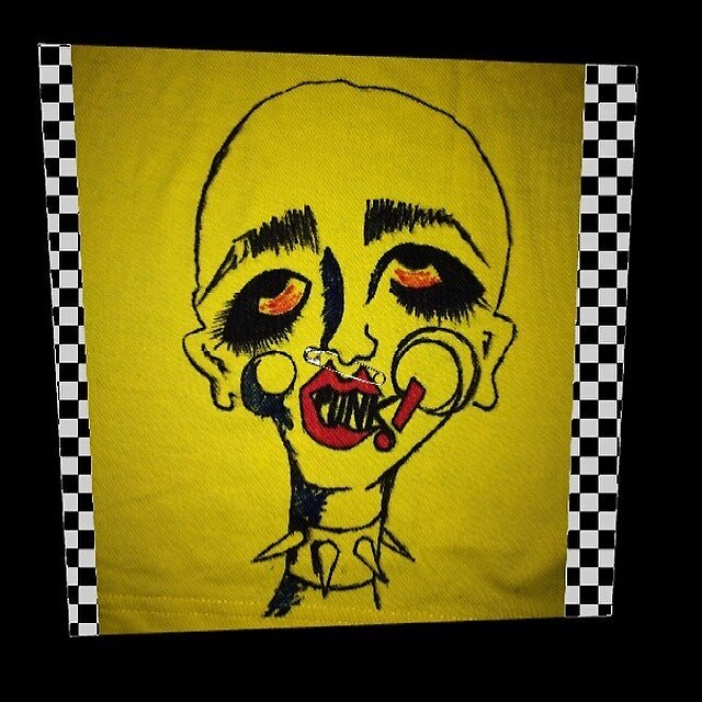 punk  by errrose