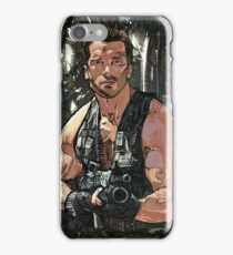 Arnold Schwarzenegger 1 iPhone Case/Skin