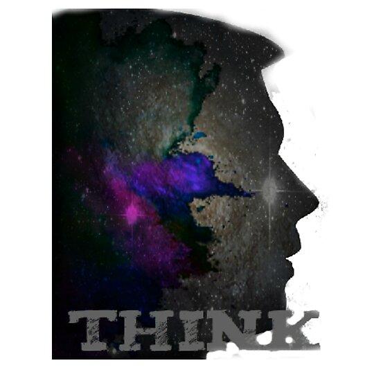 THINK by DragonArtz