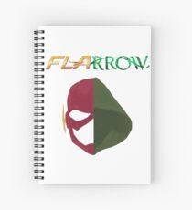 Flarrow Spiral Notebook
