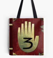 Gravity Falls Journal #3 Tote Bag