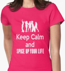 Keep Calm and Spice Up Your Life T-Shirt