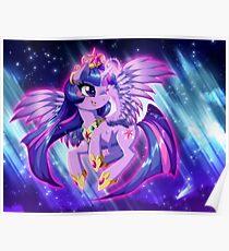 Princess Twilight Sparkle Poster