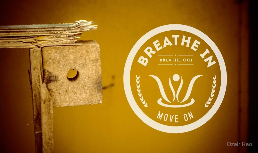 Breathe In Breathe Out - Move On II by Ozair Rao