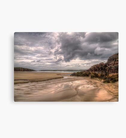 Ceannabeinne Beach Canvas Print