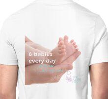 Still Aware '6 Babies' Unisex T-Shirt