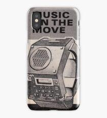 Music Watch iPhone Case/Skin