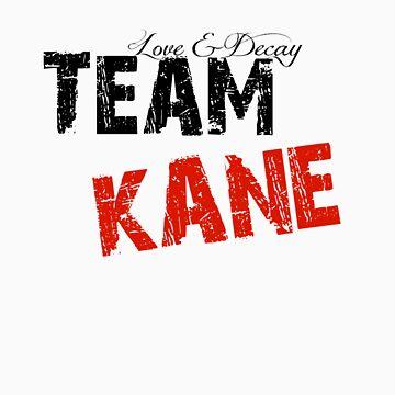 Team Kane - TEE by realitysabotage