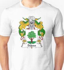 DeJesus Coat of Arms/Family Crest Unisex T-Shirt