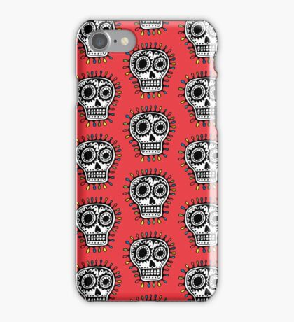 Sugar Skull Fun iPhone Case/Skin