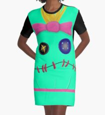 This Is Scrump Graphic T-Shirt Dress