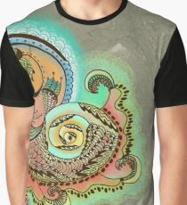Cornucopia Graphic T-Shirt