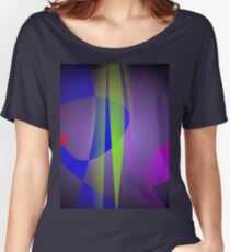Happiness in the Dark Women's Relaxed Fit T-Shirt