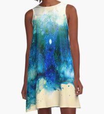 """""""The Goddess"""" A-Line Dress"""