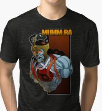 Mumm-Ra Tri-blend T-Shirt