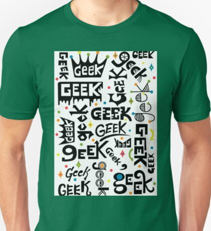 Geek Words T-Shirt
