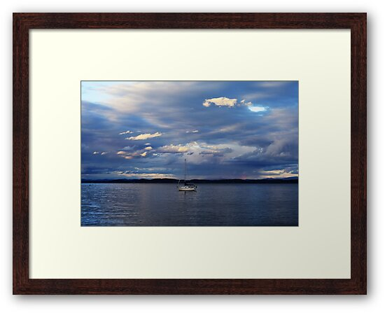 Champlain Solitude by difazd