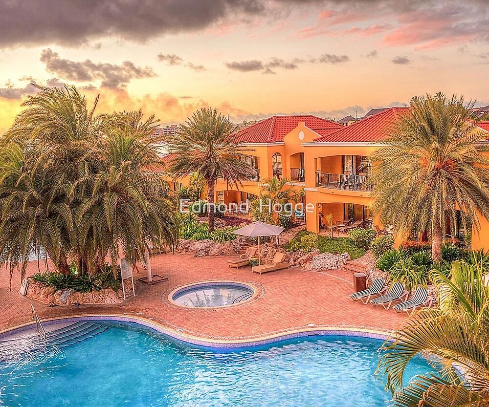 Curacao Caribbean Resort by Edmond  Hogge