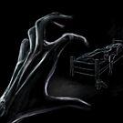 Lie down in the dark. by biev