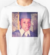 Jay-Z or Young Shawn Carter Graduation Pic Unisex T-Shirt