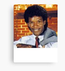 Jamie Foxx or Eric Bishop Graduation Pic Canvas Print