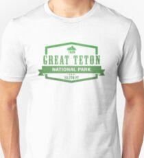 Grand Teton National Park, Wyoming Unisex T-Shirt