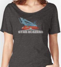 Star Blazers Women's Relaxed Fit T-Shirt