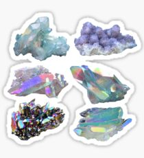 Crystals  Sticker