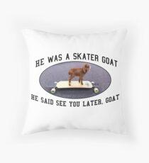 Skater Goat Dekokissen