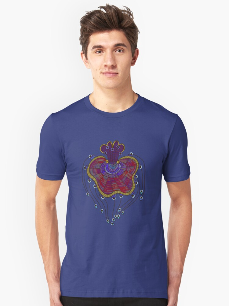 The Shield of Thetis Unisex T-Shirt Front