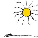 The Spider and the Sun by biev