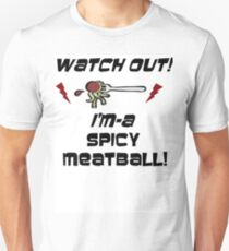 i'm a spicy meatball  Slim Fit T-Shirt