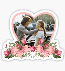 Kat and Patrick Sticker