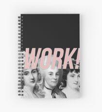 Cuaderno de espiral werk