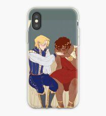 """Vinilo o funda para iPhone Príncipe cautivo: """"No estoy jugando contigo""""."""