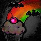 Holy batcake! by biev
