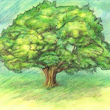 Tree by biev